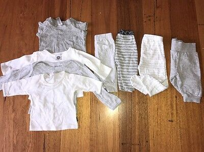 Baby Size 000 Clothes