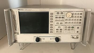 Keysight / Agilent / HP 8753E - 30 kHz to 3 GHz Network Analyzer