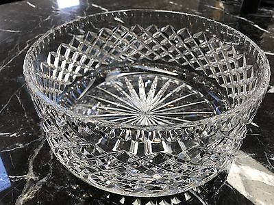 crystal bowl large