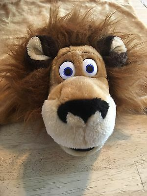 Madagascar Lion Marty Plush Play Mat Area Rug Dreamworks Stuffed Animal Applause