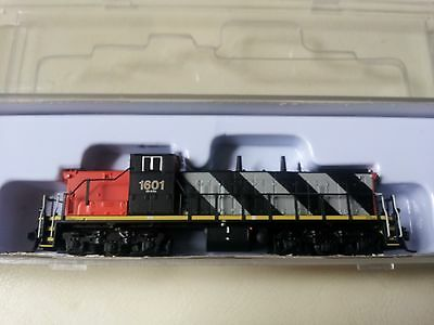 Rapido n scale Canadian National CN GMD-1 (DCC)