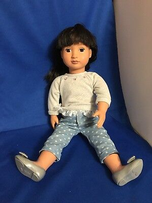 """Our Generation May Lee 18"""" Doll 2015 Our Generation Doll May Lee Black Hair"""