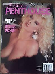 Penthouse The Girls Of Penthouse July / August 1991 Collectors Edition