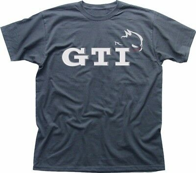 GTi golf inspired sports car racing charcoal grey t-shirt 01034