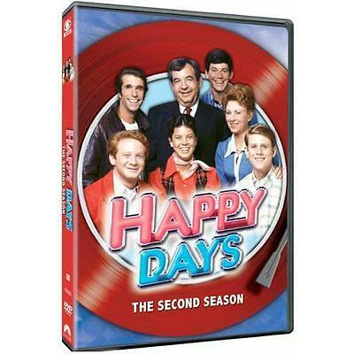 Happy Days - The Complete Second Season 2 (DVD, 2007, 4-Disc Set) Brand New