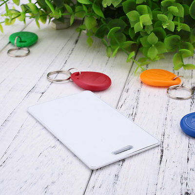 10pcs Proximity T5577 Clamshell Thick Smart Card Access Control Durable