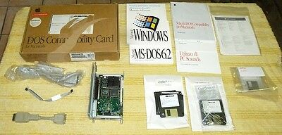 Apple DOS Compatibility Card for Power Macintosh 6100  M3581T/A -- 486DX 66 Mhz