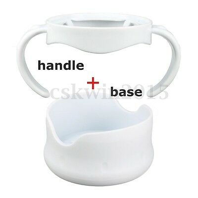 Easy Grip Handle Holder Accessories + Base Handle For Avent Baby Feeding Bottle
