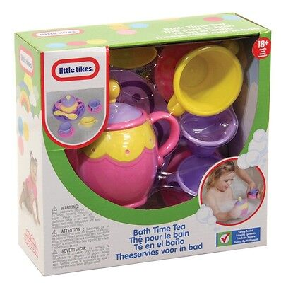 NEW Little Tikes Bath Time Tea from Mr Toys