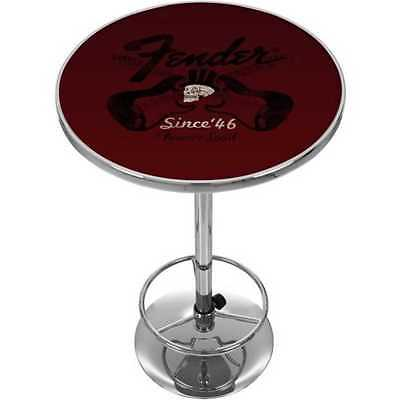 Fender Top Hat Lounge 42'' Pub Table 9188891406 Tavolo bar