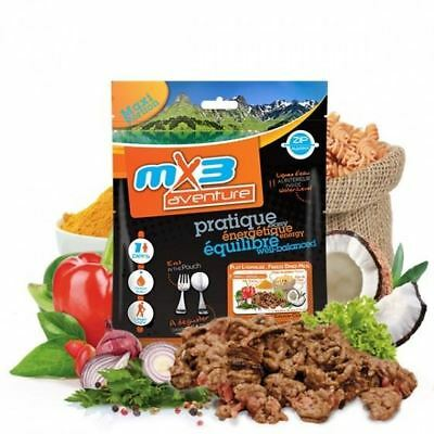 MX3 Dry Food Camping Outdoors Hiking Fishing Meal