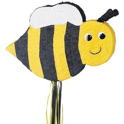 Bumble Bee Pull Pinata Childrens Birthday Party Game