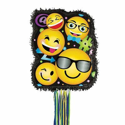 Lol Pinata Emoji Inspired Smiley Face Birthday Party Game