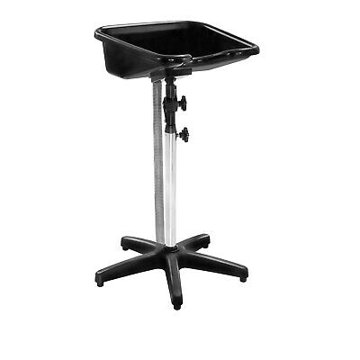 HAIRDRESSERS Sink Mobile With Stand Barbers Shop Basin Backwash Hair Washing