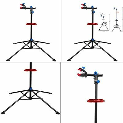 Pro Bicycle Adjustable Repair Stand w/Telescopic Arm Mountain Bike Cycle Rack YK