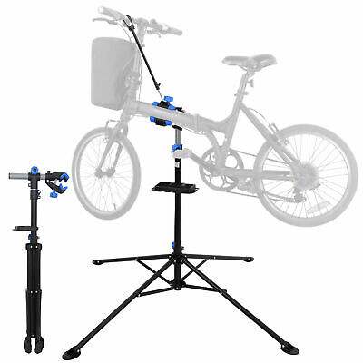 "Pro Bike Adjustable 41"" To 75"" Repair Stand w/ Telescopic Arm Cycle Bicycle Rack"