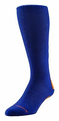Troy Lee Designs Kids Socken Hole-Shot Navy