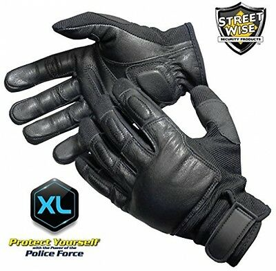 Police Force Tactical SAP Gloves- XLarge