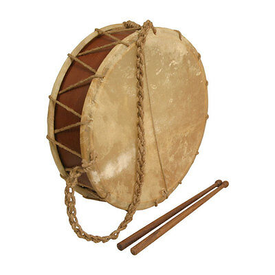 "Tabor Drum, 12"" Tabor drum with hemp snare + Gig bag"