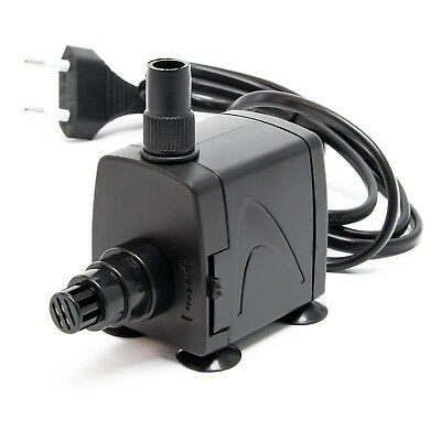 TTSunSun JP-043 aquarium pump with air supply 600l/h 7W air pump filter