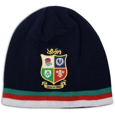 British & Irish Lions Acrylic Fleece Beanie - RRP £12.00