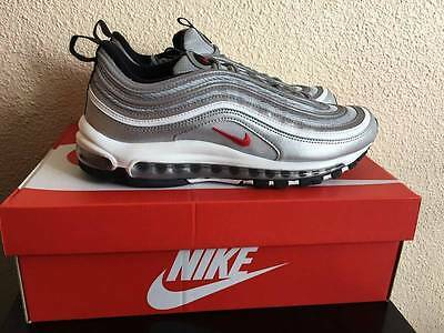 NIKE AIR MAX 97 SILVER NUOVISSIME ! tg 40 41 42 43 44 45