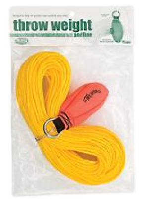 Weaver Leather Arborist 16 oz Throw ball with throw line