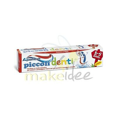 Aquafresh dentifricio 50 ml Piccoli Denti