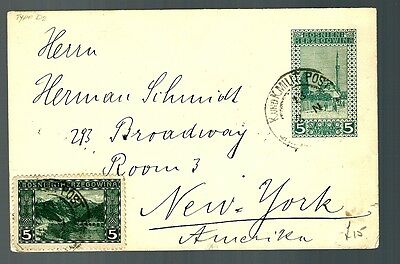 Early cover postcard  (x247)