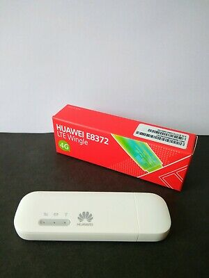 HUAWEI E8372H-153 WINGLE WiFi Hotspot WLAN LTE 4G 3G USB Modem