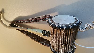 OMELE  Drum or Small Talking Drum