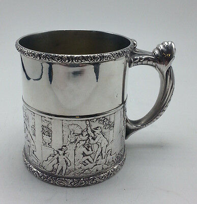 Gorham Manufacturing Co Large Sterling Baby Cup