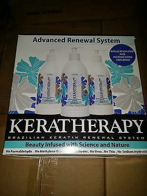 16 oz KERATHERAPY PURE RENEWAL ADVANCED RENEWAL Global Keratin Treatment Complex