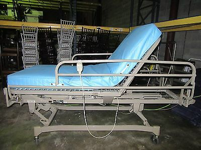 Hill-Rom Century All Electric Hospital Bed with Mattress - Tested Working