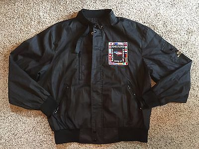 Pink Floyd 1987-88 A Momentary Lapse of Reason World Tour Jacket Brockum Mens XL