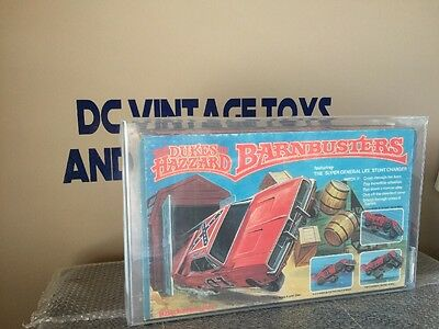 1981 Dukes of Hazzard BarnBusters  Set Knickerbocker FACTORY SEALED AFA / DCA 80