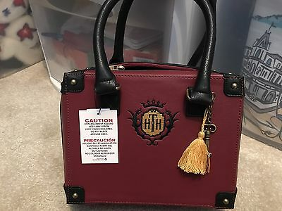Disney Parks Hollywood Tower of Terror Hotel Bellhop Suitcase Handbag