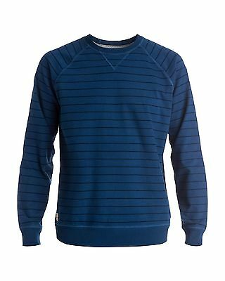 NEW QUIKSILVER™  Mens Country Line Crew Jumper Sweatshirt