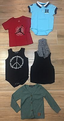 Baby Boy Clothes, Jordan, Tommy Hilfiger, Beau Hudson And More Baby Clothes