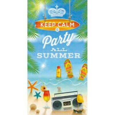 Toalla Playa PARTY 237 SUN&SURF 95X175 SINGLE