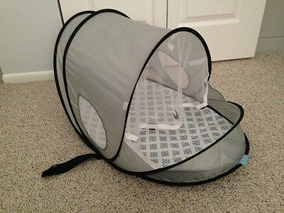 Equipt Baby Portable Collapsible Bassinet EquiptBaby Outdoor Screened Bed