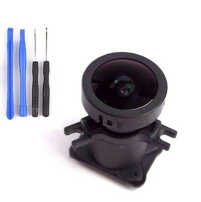 Optical Camera Lens Replacement Repair Part for GoPro Hero 4 Silver/Black US