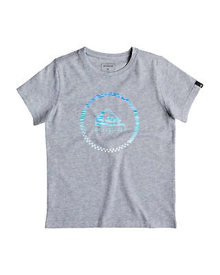 NEW QUIKSILVER™  Boys 2-7 Active Water Logo T Shirt Boys Children Tops