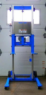 Genie GL-4 Material Lift 500 Lb Capacity up to 67.5 in. Lift (Straddle Base)