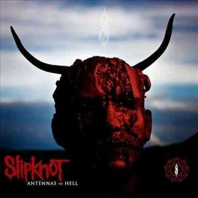 Slipknot - Antennas To Hell - CD - New (Best Of, Greatest Hits)