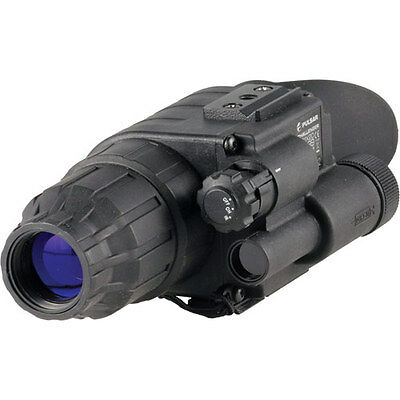 Pulsar Challenger Gs 1 X 20 Unisex Night Vision Monocular - Black One Size