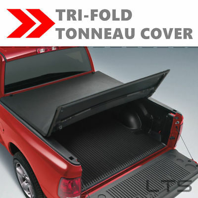 2004-2017 Ford F-150 5.5feet Short Bed Lock Soft Tri-Fold Tonneau Cover