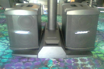 L1® Model II system with 2 basses