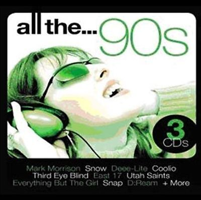 all the 90'S-Various Artists- 3 CD SET