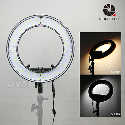 For Camera Video Studio Step less 40W Bi-color Dimmable LED SMD Circle Light